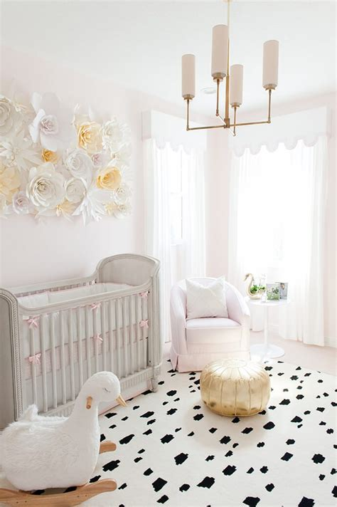 pink and black bedroom free style interiors bonita touring a sweet swan filled nursery glitter guide