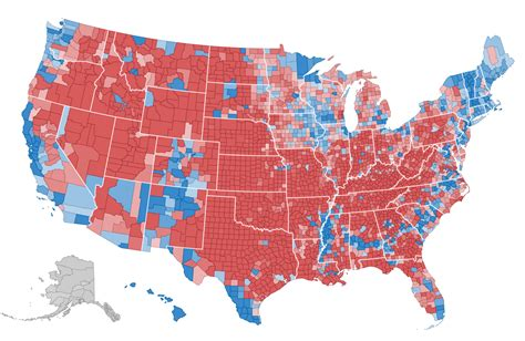 map of us electoral votes where did clinton s popular vote happen scarletnation