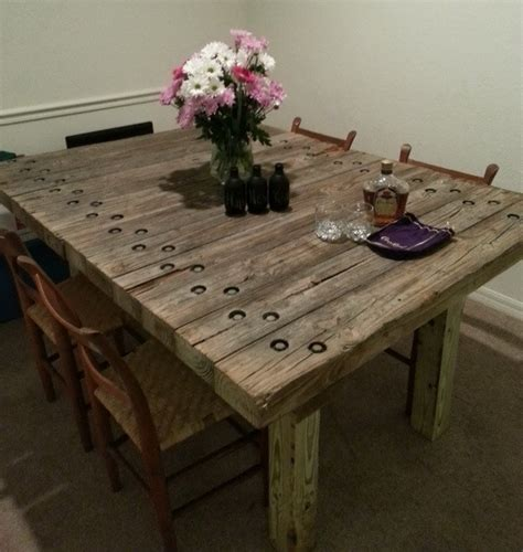 Build Your Own Dining Room Table by Diy Project Ideas Inspiration Reuse Repurpose Recycle