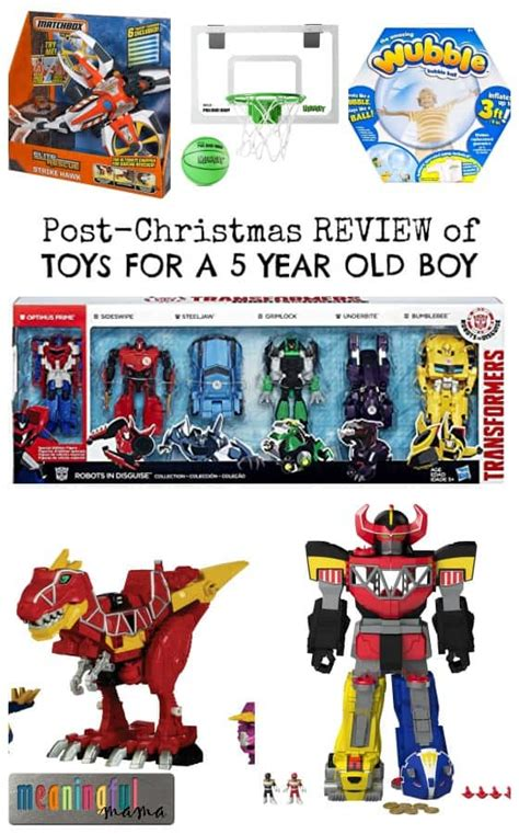 5 year old christmas toys post review of boy toys