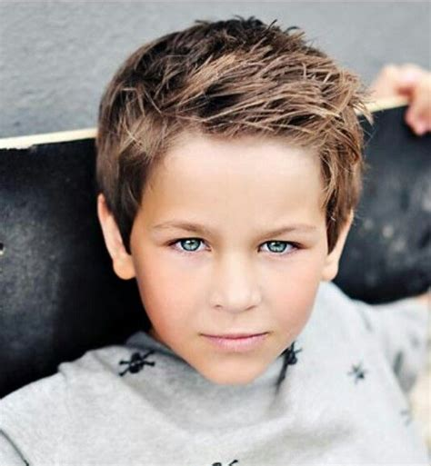 Hairstyles For Boy by 25 Best Ideas About Boy Haircuts On Kid Boy