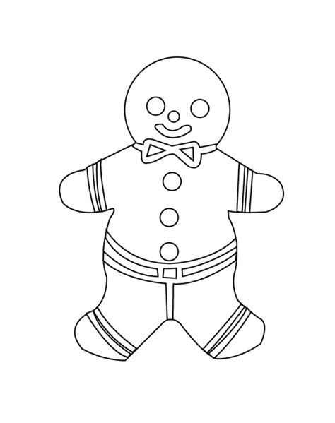 cute gingerbread man coloring page gingerbread man coloring page coloring home
