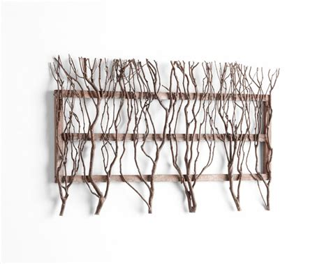 twig wall decor twigs wall decor by cyan design