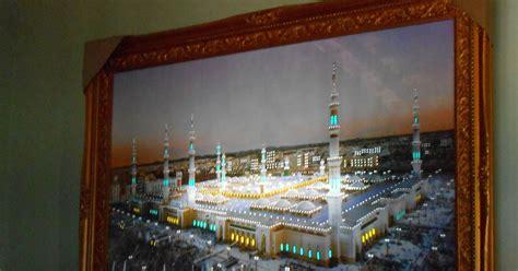 Miniatur Masjidil Haram Ka Bah hiasan dinding murah hiasan dinding masjidil haram