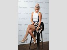 Ashley Roberts - Sheer Cover Studio Event in London Hyuna Legs