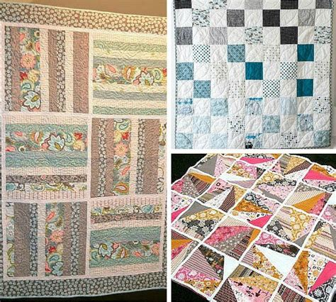 Quarter Quilting by 10 Fantastic Quarter Quilt Patterns Favequilts