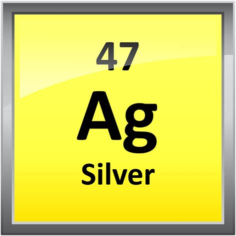 Silver Symbol Periodic Table by Silver Periodic Table Symbol Www Imgkid The Image