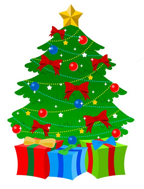 christmas tree cartoon ria9dedil public domain free tree clipart domain clip 2 cliparting