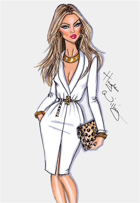 fashion illustration toronto fashion illustrations by hayden williams a side of vogue