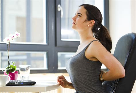 back pain from sitting at desk 14 everyday habits setting you up for big time back pain