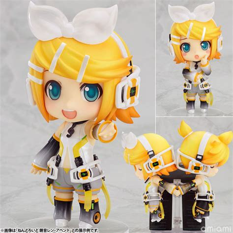 Len Shop by Amiami Character Hobby Shop Nendoroid Rin Kagamine
