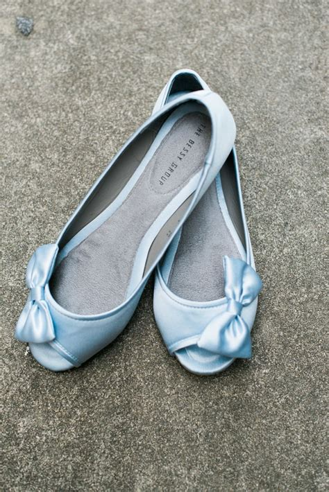 light blue ballet flats light blue wedding flats www pixshark com images