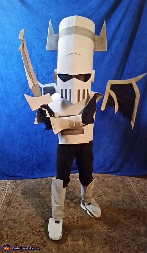 castle crashers necromancer costume