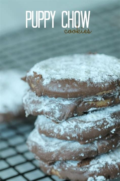 puppy chow cookies 17 best images about dessert recipes on