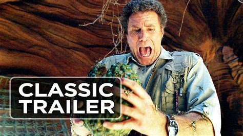 the lost trailer official land of the lost official trailer 1 will ferrell