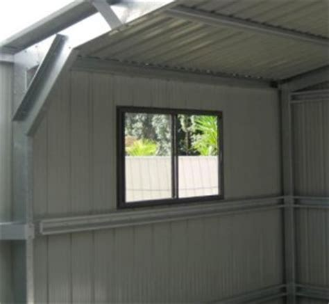 shed windows  wide span sheds shop  steel