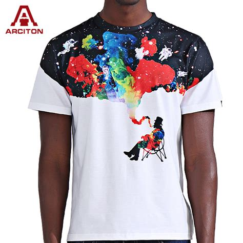 Hoodie Jaket Sweater One Of A Keren aliexpress buy a arciton 2017 brand clothing creative graffiti print t shirt for homme