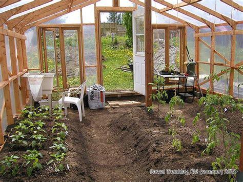 Greenhouse Interior Design Ideas   Build Greenhouse Grow Boxes