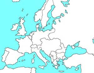 Outline Map Of The World 1914 by Blank Map Of Europe