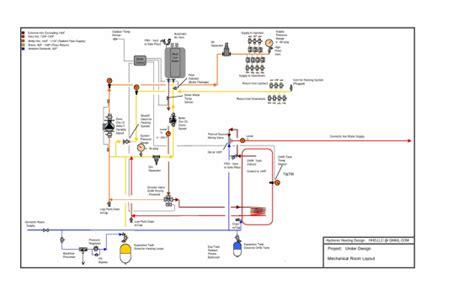 schematics hydronic heating design llc