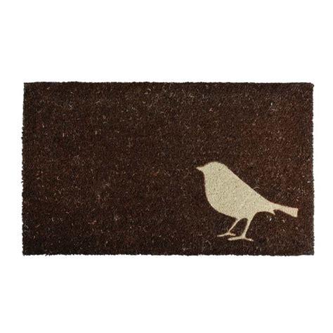 Bird Doormat by Bird Coir Doormat Gardenbird