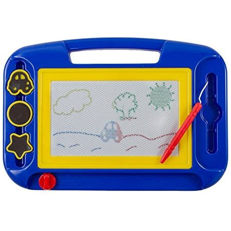 color doodle magnetic drawing board etch a sketch kamisco