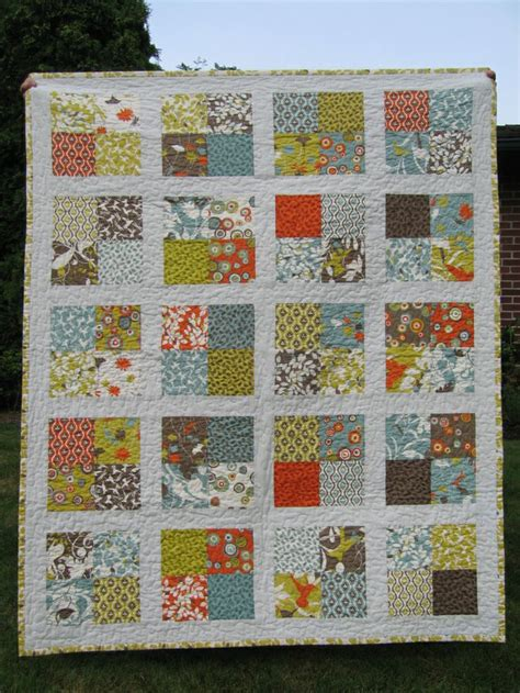 Square Patchwork Patterns - best 25 charm square quilt ideas on charm