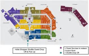 premium outlet map cabazon outlet map my