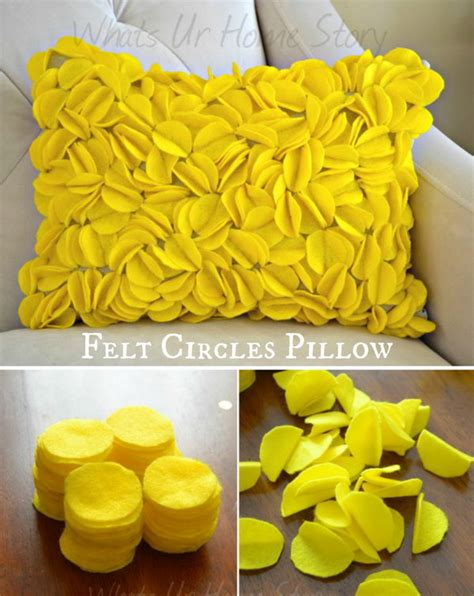 pillow ideas 30 easy diy decorative pillow tutorials ideas