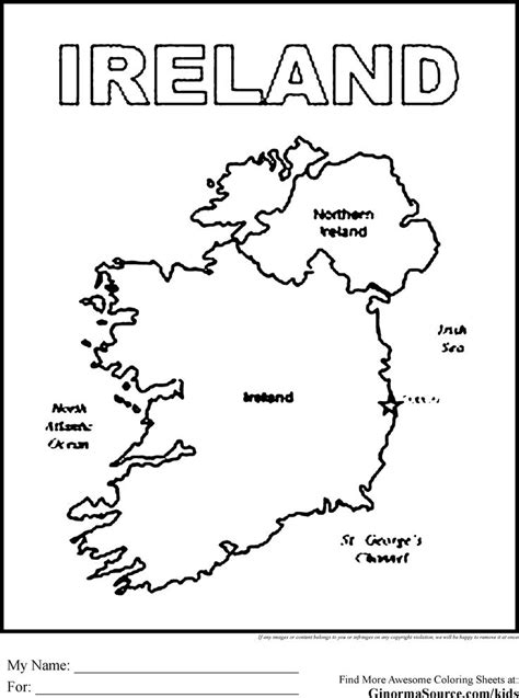 turkey map coloring page map of ireland coloring page coloring pages for kids