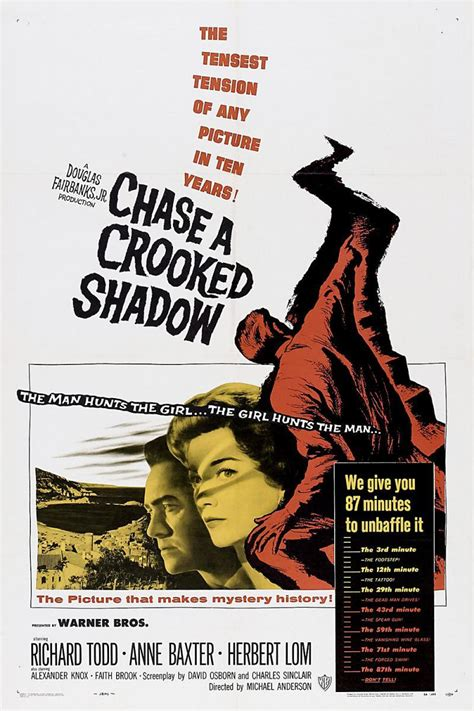 chase a crooked shadow 1958 filmaffinity