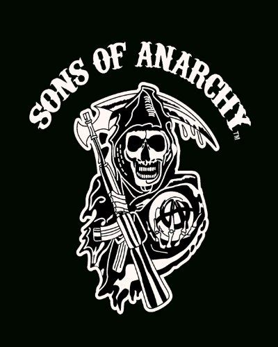 sons of anarchy bed set sons of anarchy reaper black luxury plush throw blanket