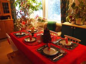 File:Christmas dinner table (5300036540)   Wikimedia Commons