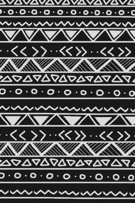aztec pattern wallpaper for iphone black and white aztec wallpapers pinterest black