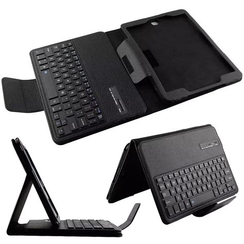 Keyboard Pu Keyboard With Protective Leather wireless bluetooth keyboard pu leather cover protective