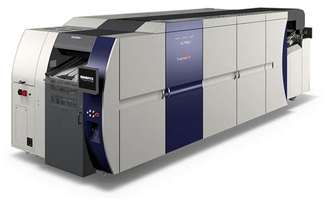 Printer Offset Digital digital inkjet printing