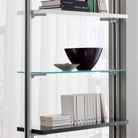 libreria bifacciale kennedy libreria bifacciale per dividere ambienti 97x270 cm