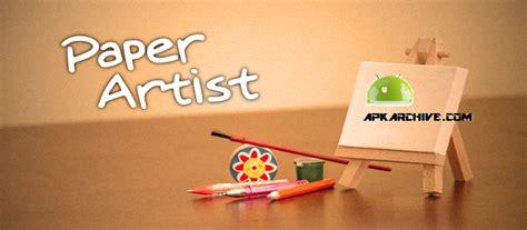 paper artist apk paper artist v1 4 50 apk free apkmirrorfull