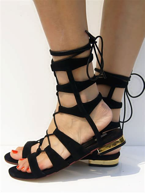 gladiator sandals lace up prev