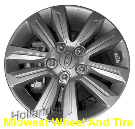 kia alloy wheels kia optima 74636ps oem wheel 529102g730 oem original