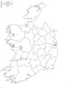 Ie Map Area Outline by Ireland Free Map Free Blank Map Free Outline Map Free Base Map Outline Counties