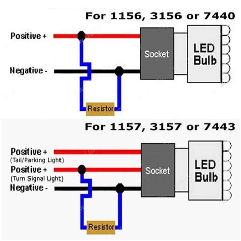 1157 light bulb wiring diagram light wiring diagram