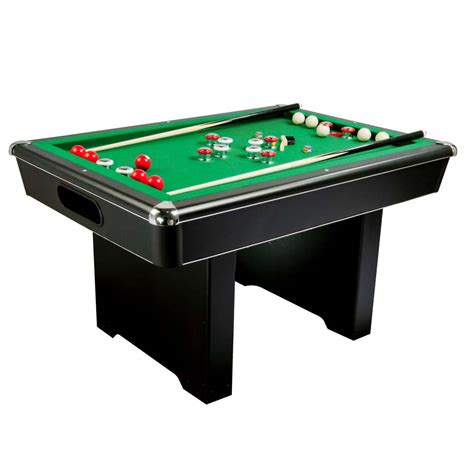 used bumper pool table renegade slate bumper pool table indoor game set