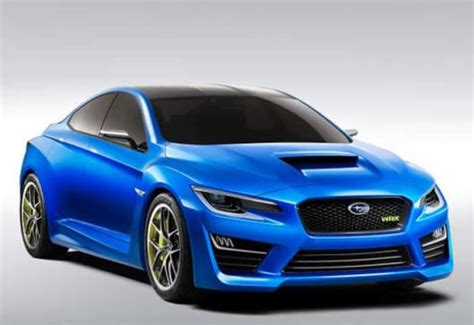 fastest subaru wrx subaru wrx the fastest car carsguide