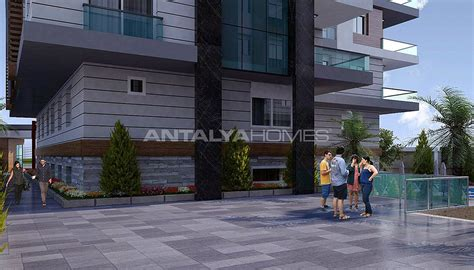 appartments in turkey konyaalti apartments equipped with underfloor heating
