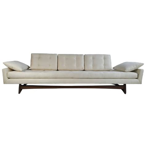pearsall gondola sofa adrian pearsall gondola quot sofa model 2408 for craft
