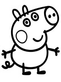 im 225 genes peppa pig colorear dibujos