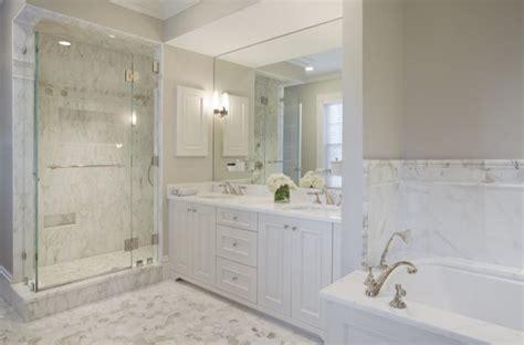 Bathroom Ideas Houzz 17 gorgeous bathrooms with marble tile