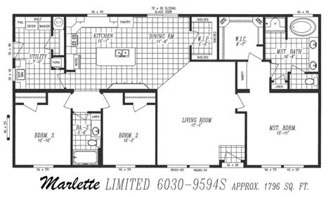 iseman homes floor plans marlette iseman homes dix nd homes pinterest home