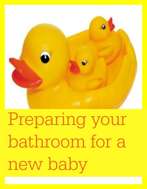 10 Ways To Prepare For A Baby by 10 Smart Ways To Update Your Bathroom On A Budget